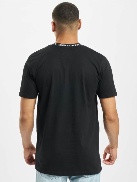 Denim Project T-Shirt Firat schwarz
