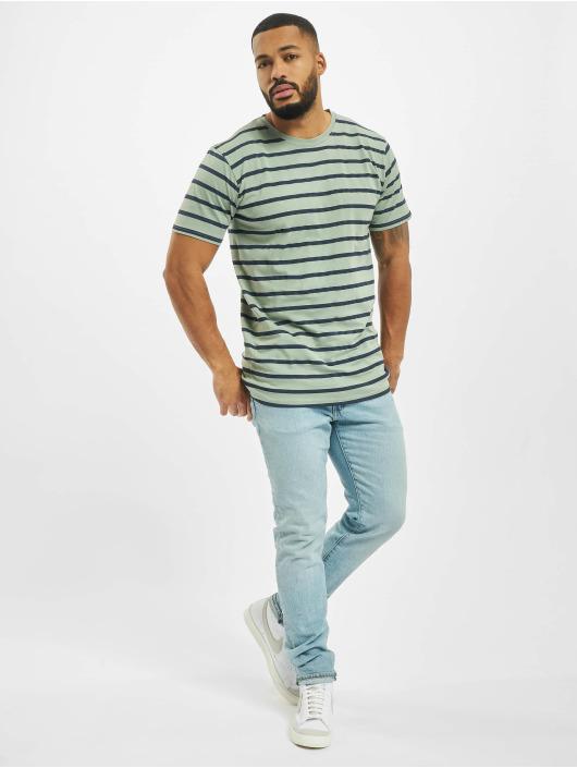 Denim Project T-Shirt Marcos Strip vert