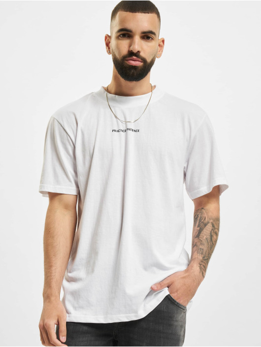 Denim Project T-Shirt Statement Relaxed weiß
