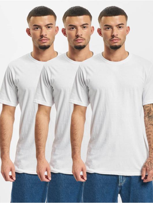 Denim Project T-Shirt 3-Pack weiß