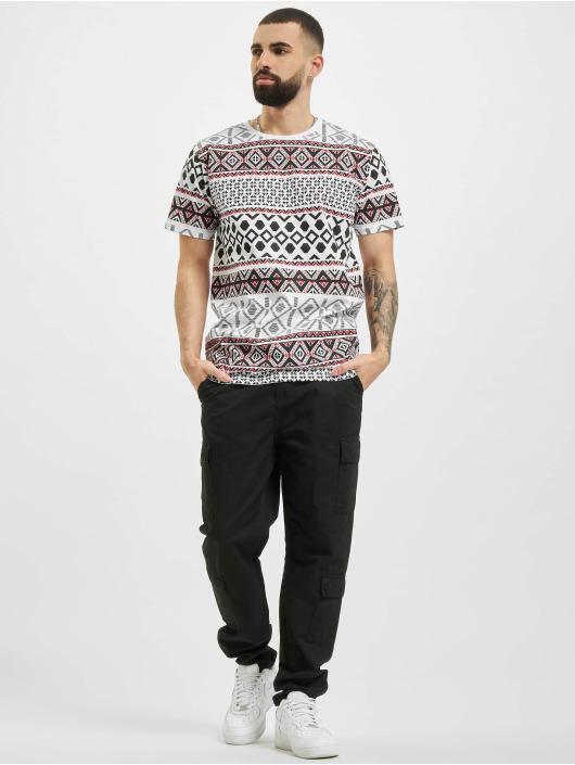 Denim Project T-Shirt Dp Aop white