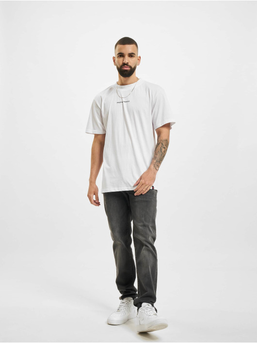 Denim Project T-Shirt Statement Relaxed white