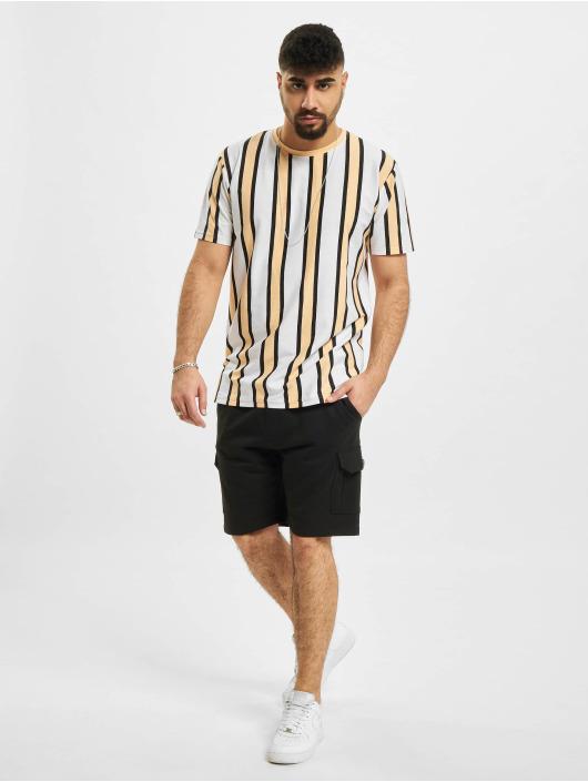 Denim Project T-Shirt Ramirez Stripe white