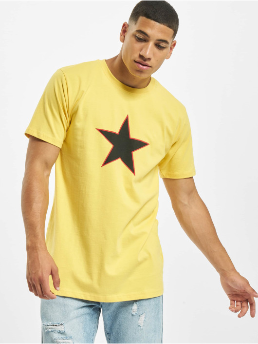 Denim Project T-Shirt Amed yellow