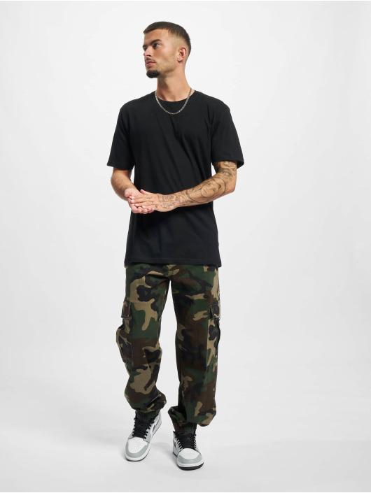 Denim Project t-shirt 3-Pack zwart