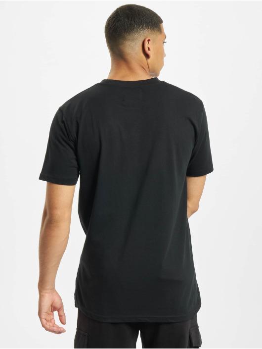 Denim Project T-Shirty Amed czarny