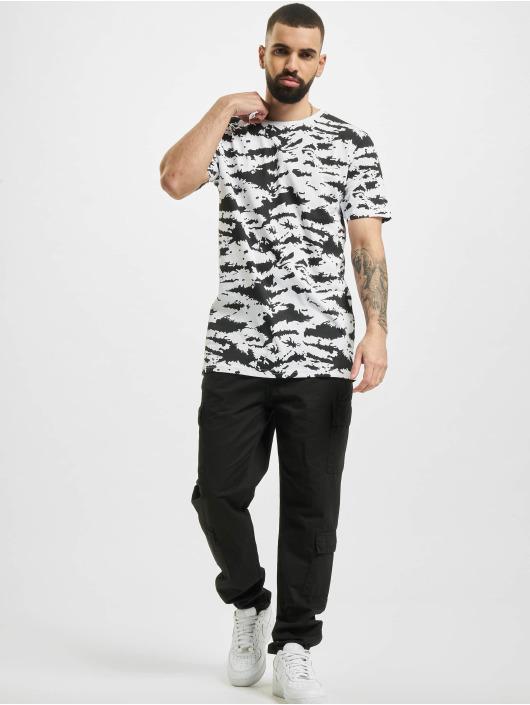 Denim Project T-Shirty Dp Animal czarny