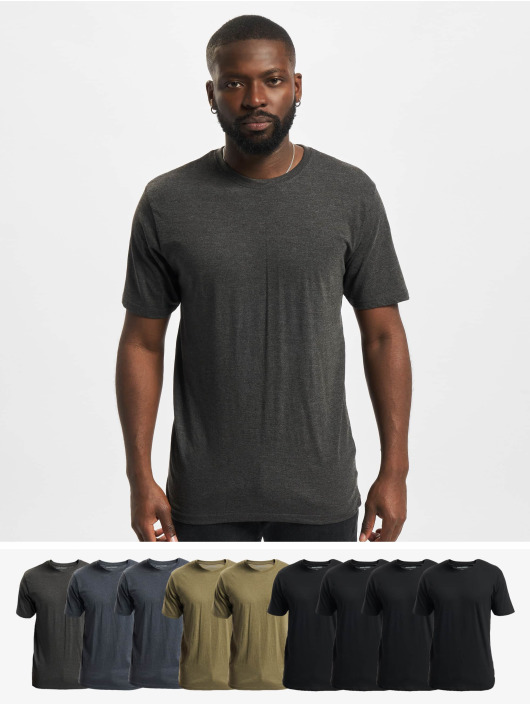 Denim Project T-Shirty 10-Pack czarny