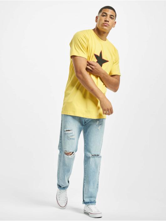Denim Project T-skjorter Amed gul