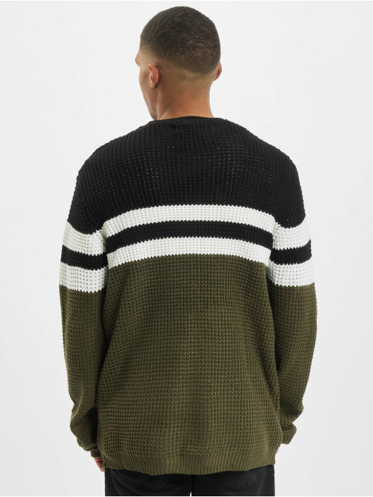 Denim Project Trøjer Stripe sort
