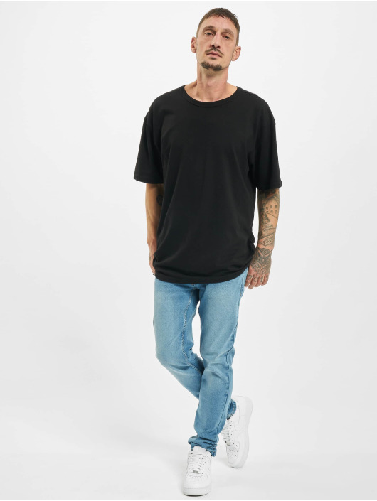 Denim Project Tynne bukser Mr. Red blå