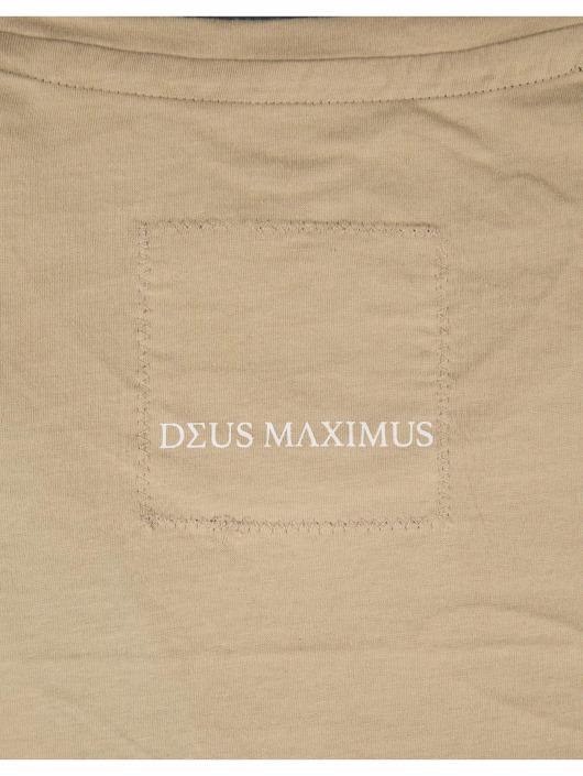 Deus Maximus Футболка Goodlife бежевый