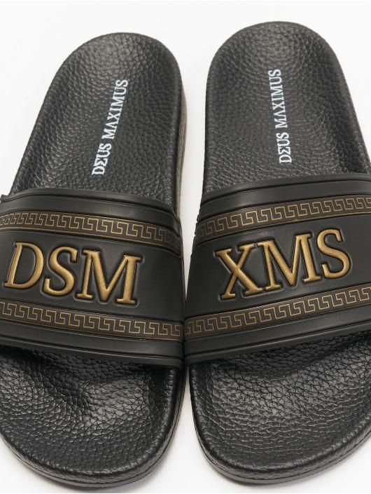 Deus Maximus Badesko/sandaler Apollon svart