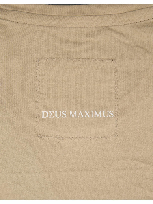 Deus Maximus Camiseta Goodlife beis