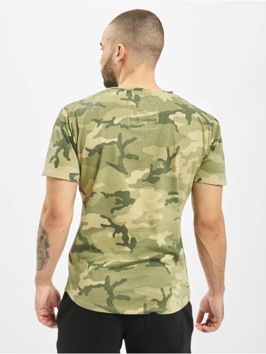 Deus Maximus Camiseta Stealth Takedown camuflaje