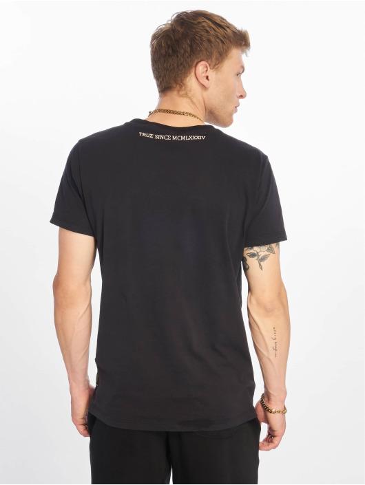 Deus Maximus Camiseta Pollux negro