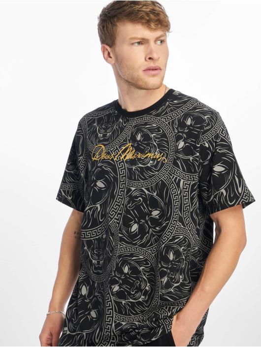 Deus Maximus Camiseta Aeson negro