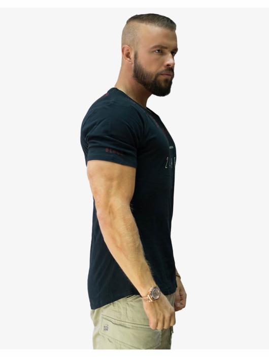 Deus Maximus Camiseta 24KRT negro