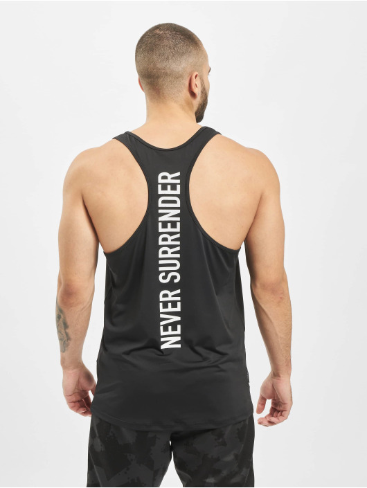 Deus Maximus Dábardeurs de Sport Muscle Stringer noir