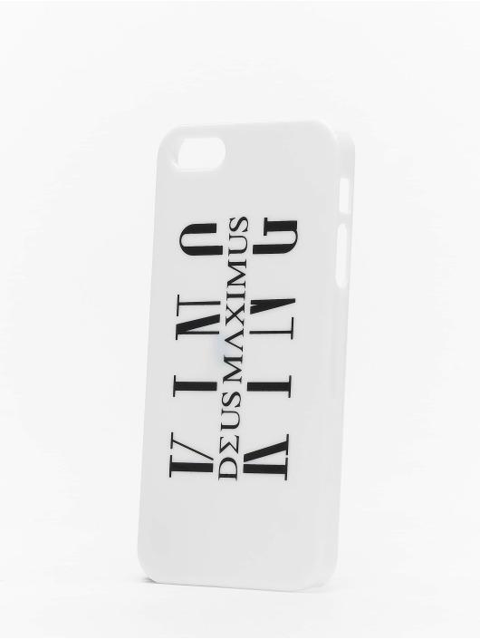 Deus Maximus Funda de móvil Maximus iPhone blanco