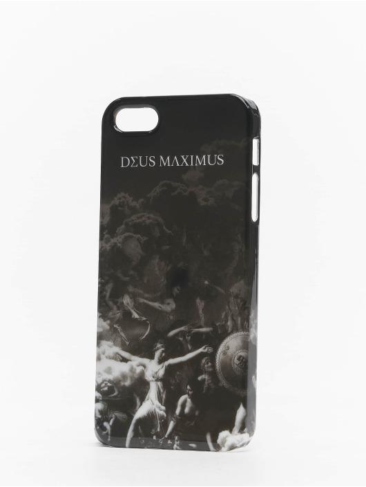 Deus Maximus Funda de móvil Elysium negro