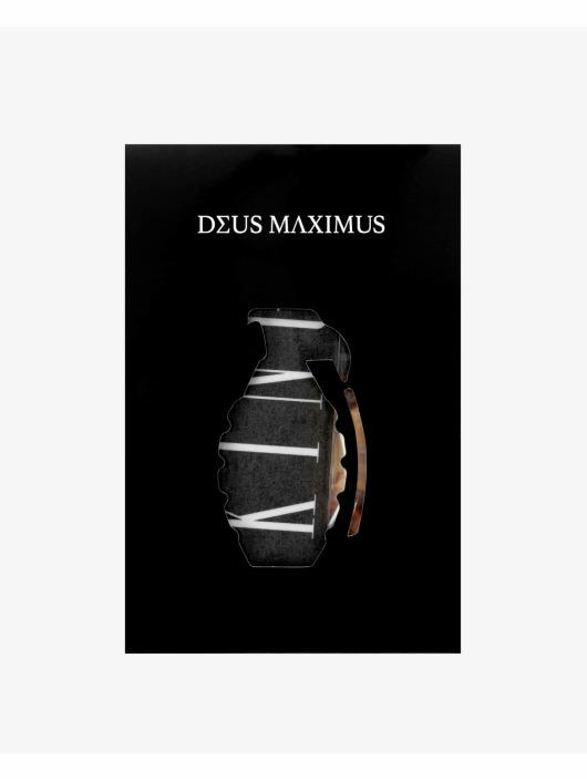 Deus Maximus Gadget King nero