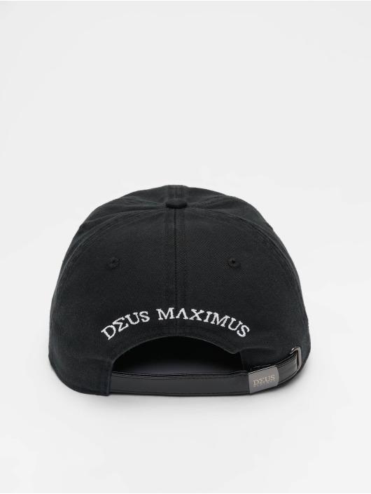 Deus Maximus Gorra Snapback Nemeos negro