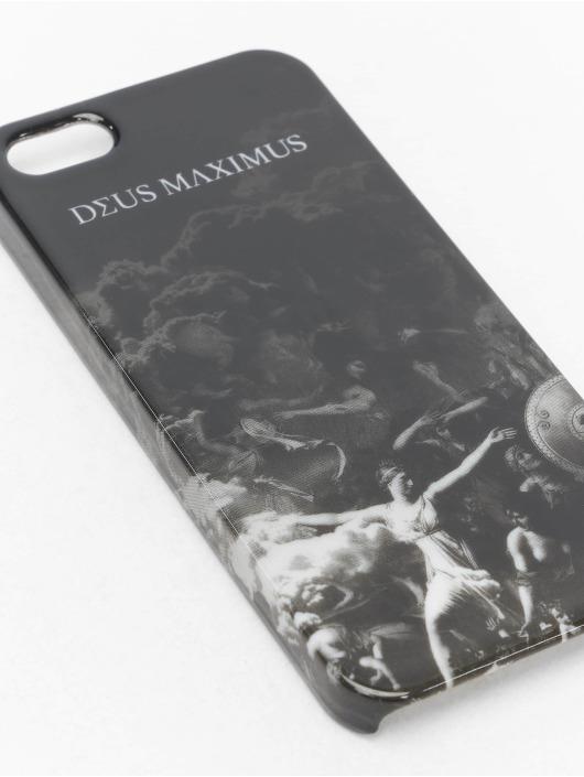 Deus Maximus Handyhülle Elysium schwarz