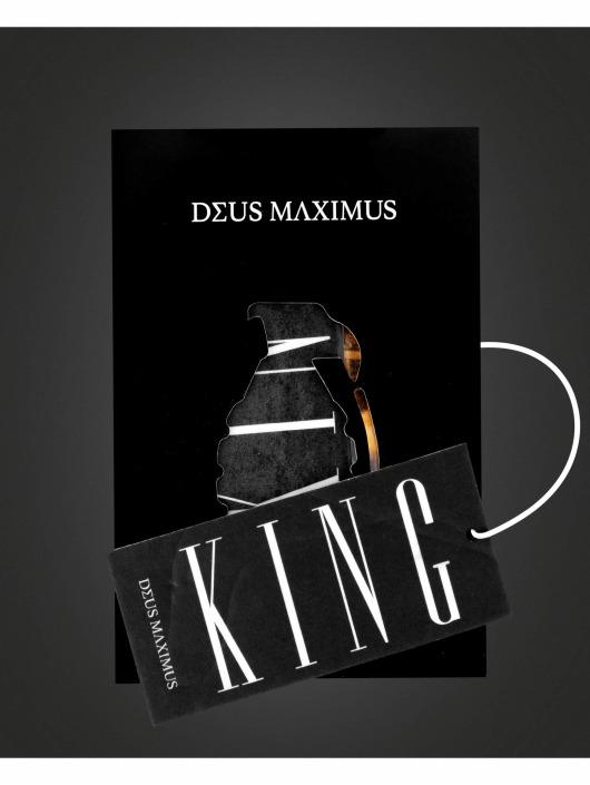 Deus Maximus More King black