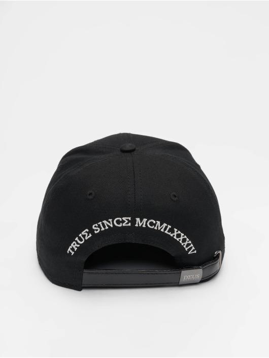 Deus Maximus snapback cap Mithras zwart