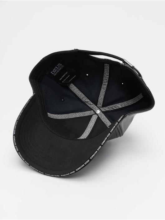 Deus Maximus snapback cap Cesare zwart