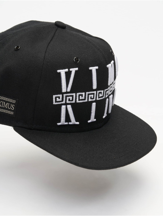 Deus Maximus Snapback Caps King sort