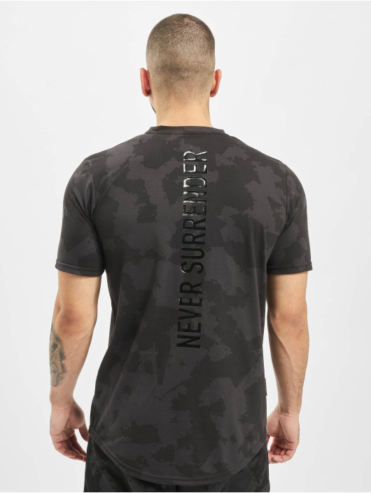 Deus Maximus Sport Shirts Cool Core camouflage