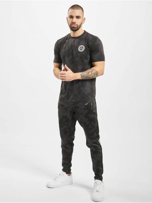Deus Maximus Sport Shirts Cool Core kamuflasje