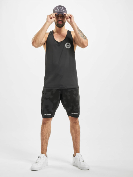 Deus Maximus Sport Shorts All Season camouflage