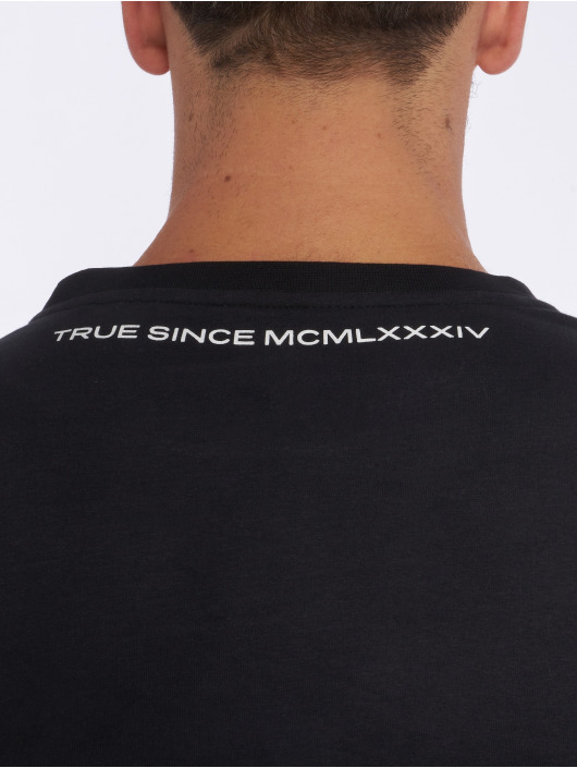 Deus Maximus T-Shirt DIKE black