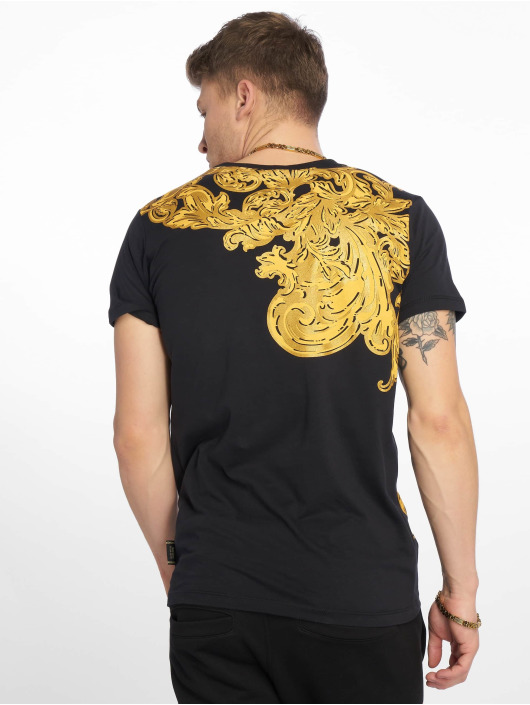 Deus Maximus T-Shirt Geb black