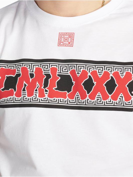 Deus Maximus T-Shirt Chons blanc
