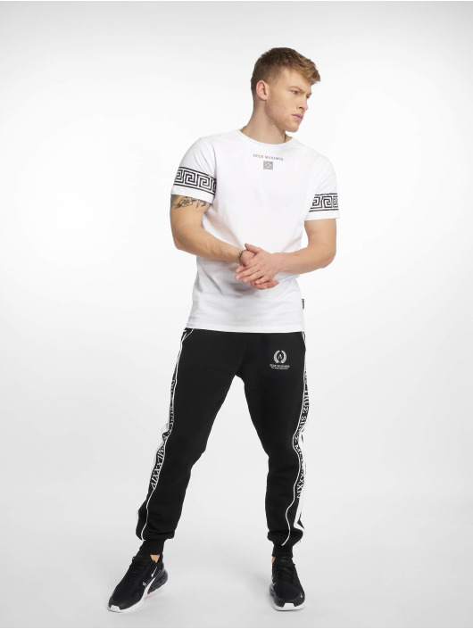 Deus Maximus T-Shirt Dedwen blanc