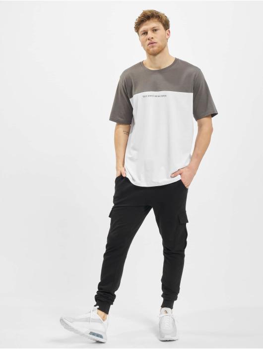 Deus Maximus T-Shirt Tanatos blanc