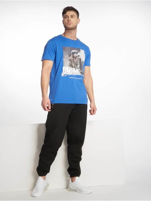 Deus Maximus T-Shirt Vecchio bleu