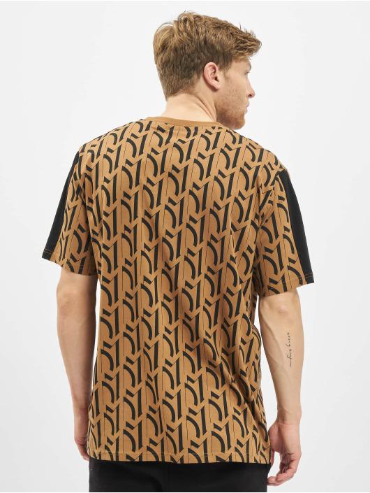 Deus Maximus T-Shirt Calliope brun