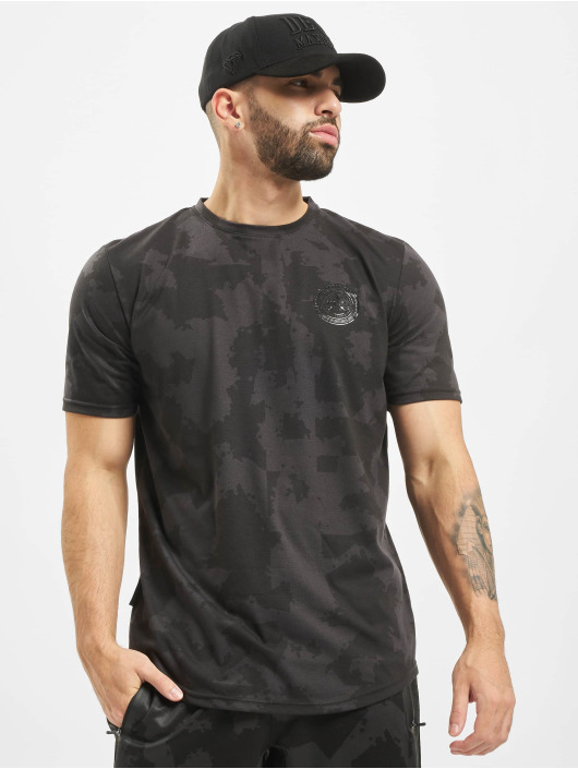 Deus Maximus t-shirt Cool Core camouflage