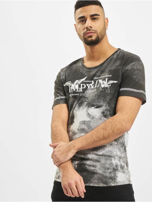 Deus Maximus T-Shirt Imperial grey
