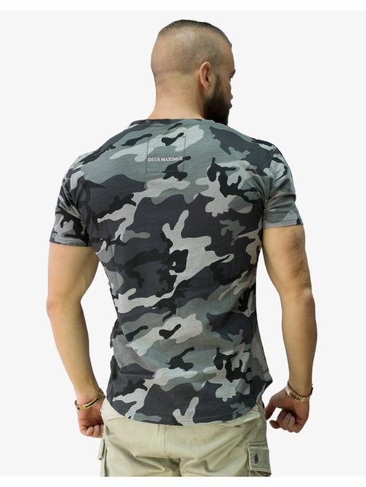 Deus Maximus t-shirt Phantom Strike grijs