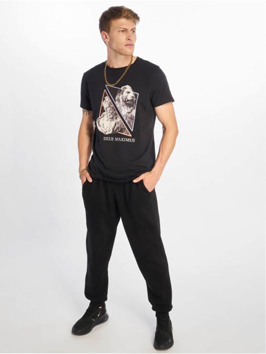 Deus Maximus T-shirt Pollux nero