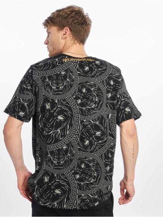 Deus Maximus T-shirt Aeson nero