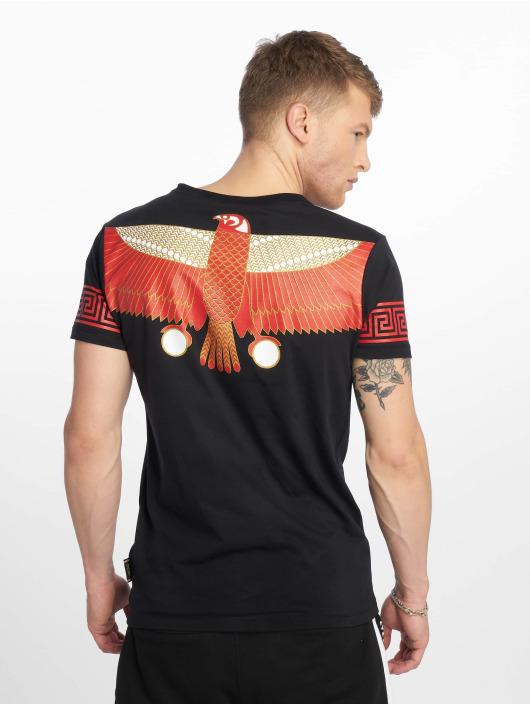 Deus Maximus T-Shirt Dedwen noir