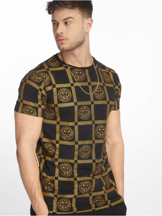 Deus Maximus T-Shirt Atum noir