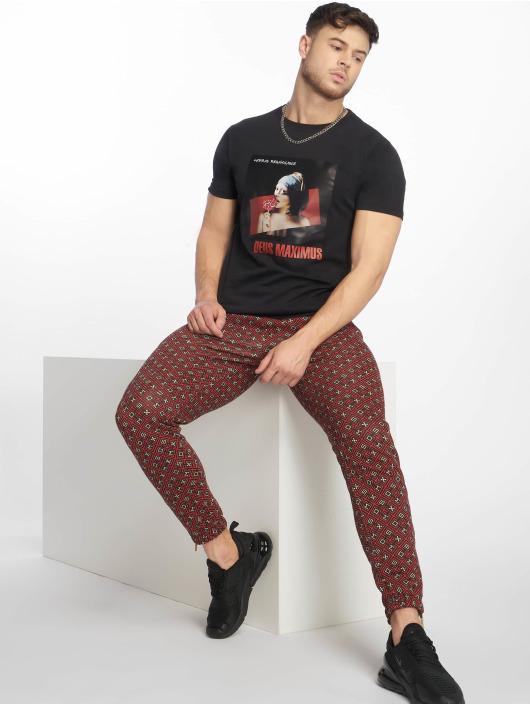 Deus Maximus T-Shirt Andries noir